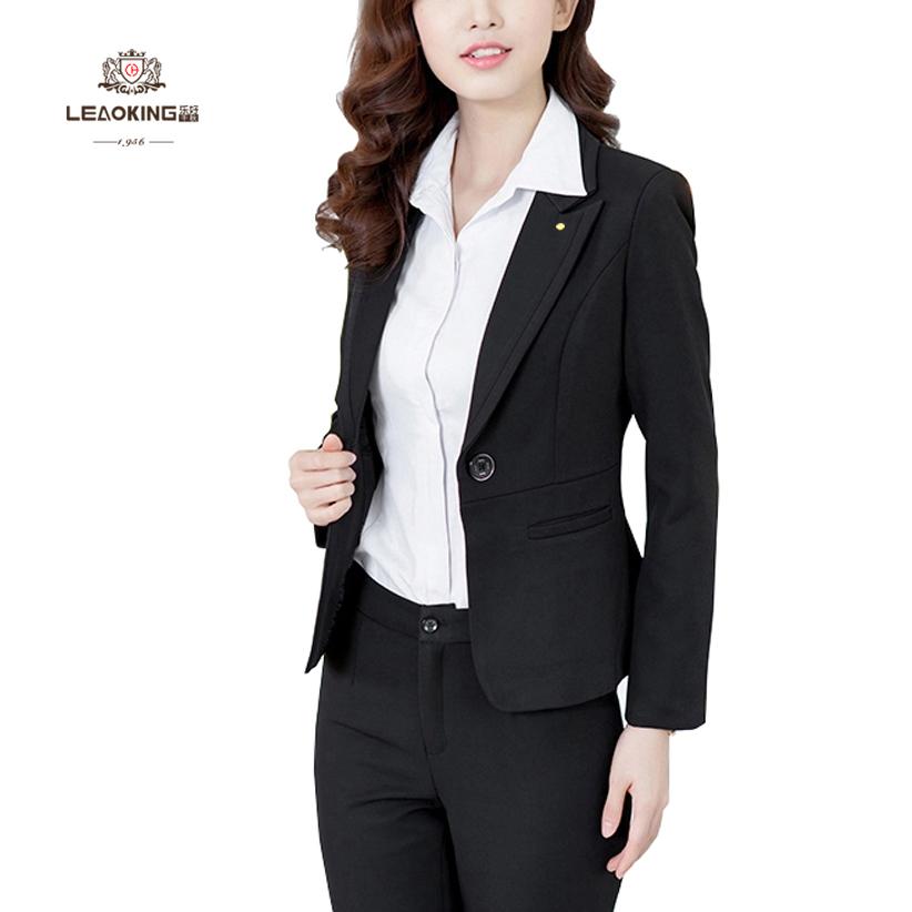 女士职业装修身版